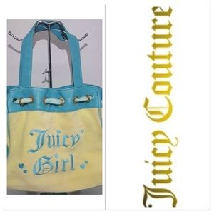 "Juicy Couture Daydreamer shoulder bag""Juicy Girl"""